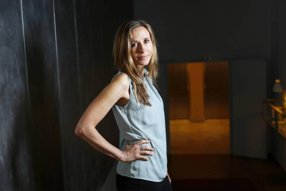 La escritora Andrea Wulf