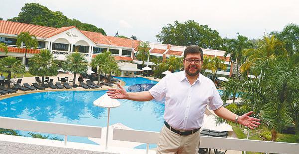 Hotelería de Santa Cruz el sistema formal cuenta con 10 hoteles cinco estrellas registrados La suite 901 fue la primera que ocupó Doria Medina hace más de 40 años. Hoy por hoy, no existe