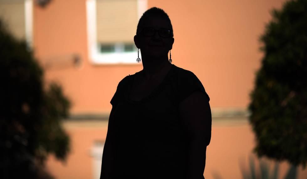 Madre de C., niña transexual de 11 años.