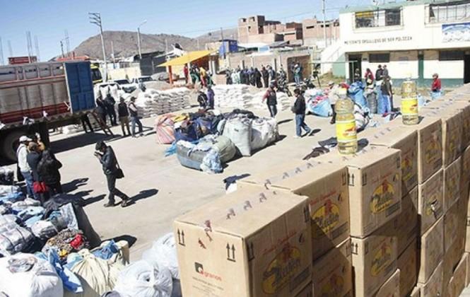 El 43% de contrabando que ingresa a Perú desde Bolivia lo hace por Puno