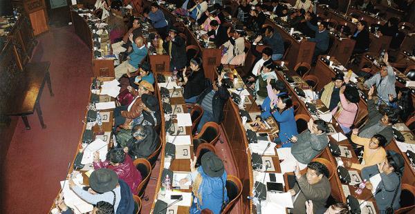 La Cámara de Diputados aprobó la norma en grande y en detalle