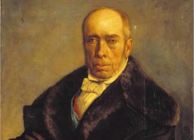 Antonio Alcalá Galiano.