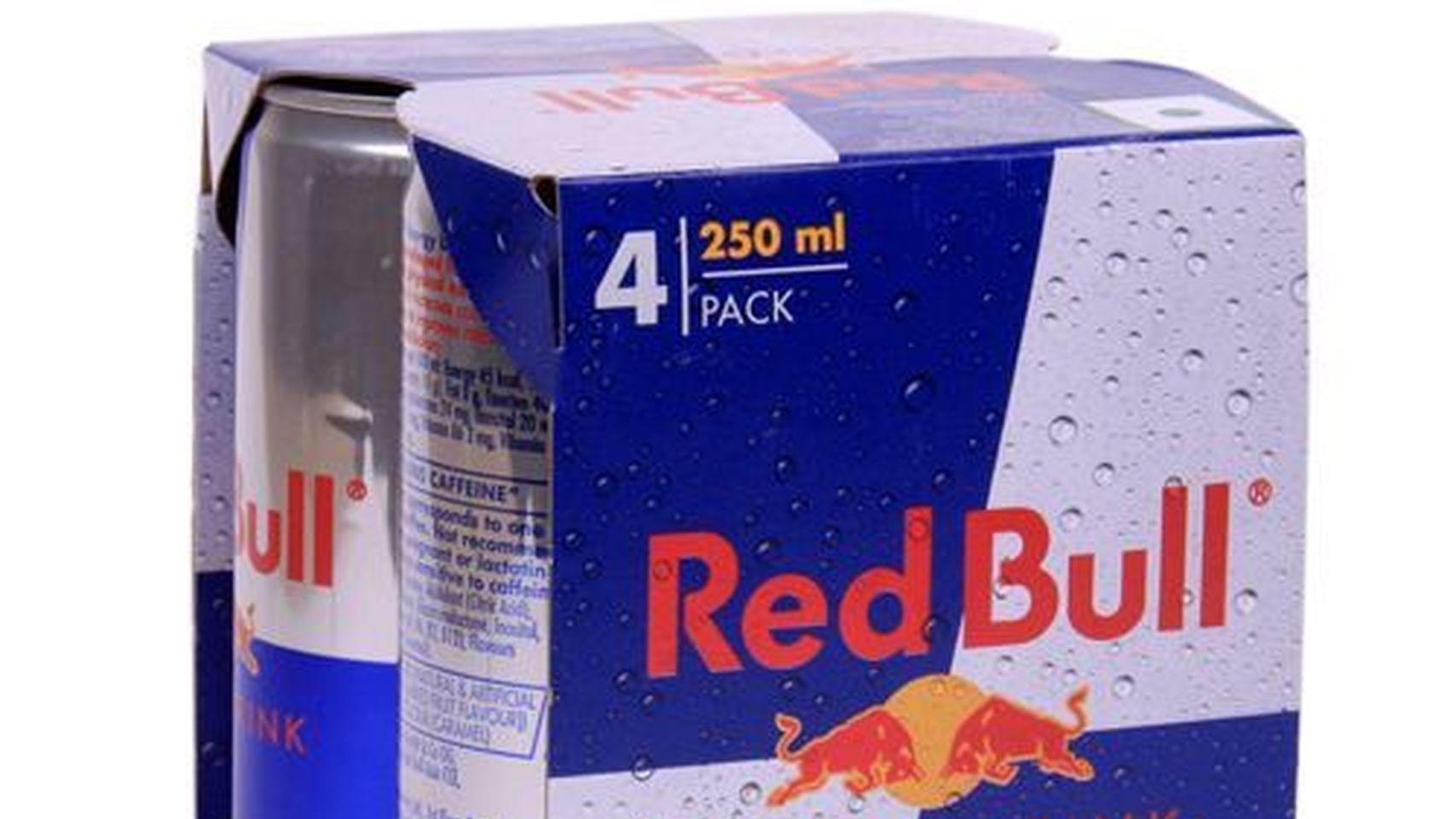 Red Bull mejora los síntomas de psicosis en adolescentes