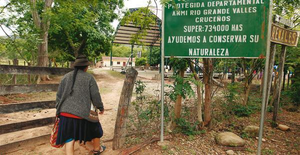 Los pobladores de Masicurí han reclamado información