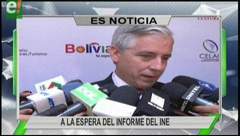 Titulares de TV: Vicepresidente rechaza cuestionamientos de empresarios por doble aguinaldo