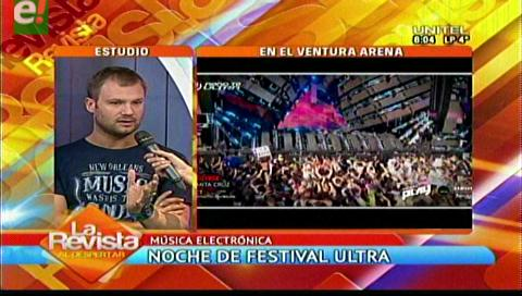 Dj Dash Berlin te invita al Road to Ultra esta noche