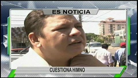 Titulares de TV: Asambleísta del MAS califica al himno cruceño de racista y discriminador