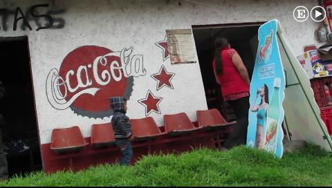 Adicción a la Coca-Cola en el México indígena