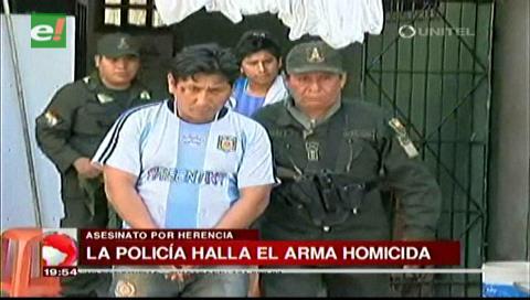 Herencia: Cautelan a dos hombres por el asesinato de un familiar en Yapacaní