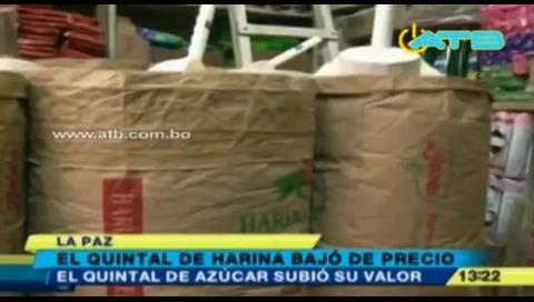 Según panificadores, bajó de precio la harina y subió el azúcar