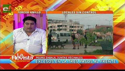 Fejuve buscará el cierre de locales nocturnos por la Tres Pasos al Frente