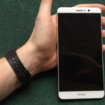 Pantalla apagada del Huawei Mate 9