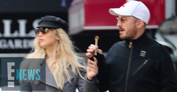 Jennifer Lawrence, Darren Aronofsky, Exclusive