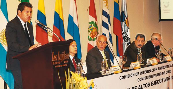 La Comisión de Integración Energética Regional (CIER) debate sobre la integración y los mercados