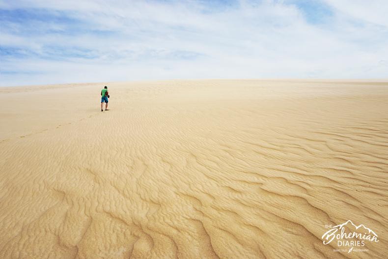 Sandboarding Lomas de Arena, Bolivia | The Bohemian Diaries