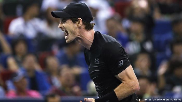 El tenista escocés Andy Murray.