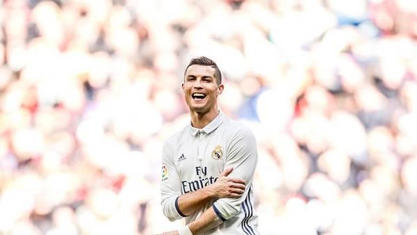 Cristiano Ronaldo, durante el partido de este domingo ante el Leganés. (AP)