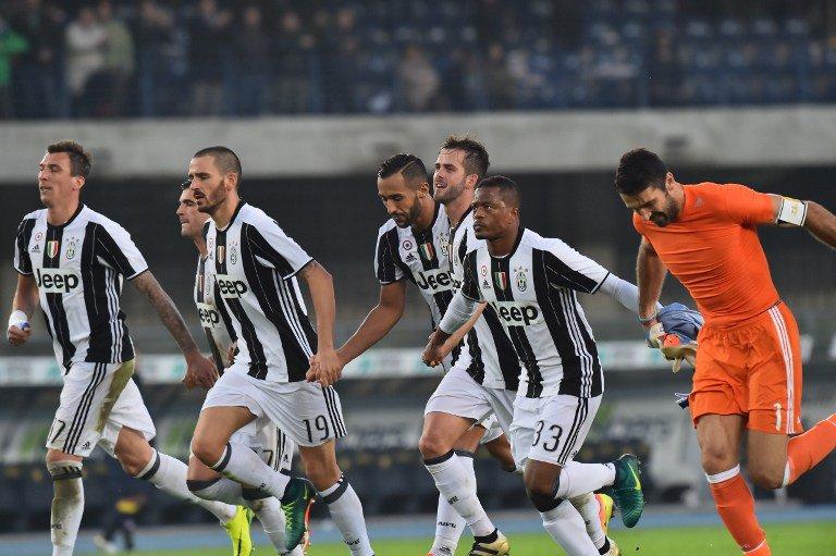 Juventus-celebra