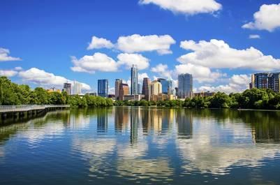 Una vista de Austin (Getty Images).