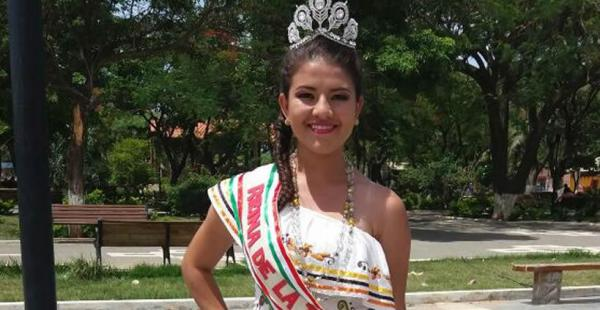 Diana Melisa Ruiz Gutierrez entregará su corona a su sucesora