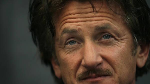 Enojo. Sean Penn no soporta la falsa bondad de sus colegas de Hollywood. (AFP).