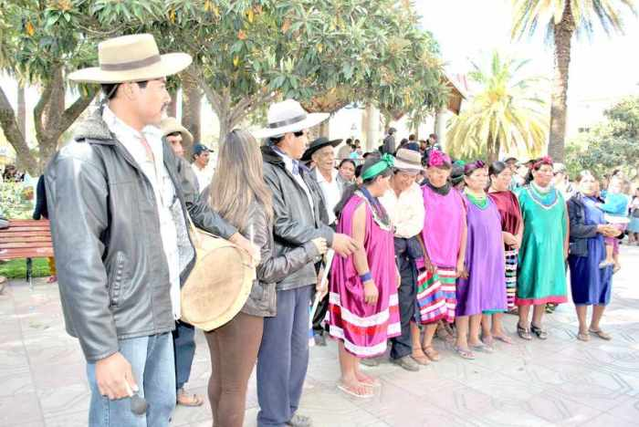 Indígenas ponen en duda su apoyo al Estatuto del Chaco