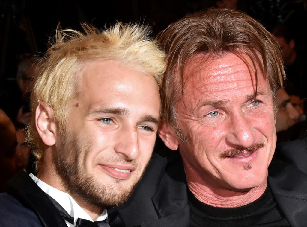 Hopper Penn, Sean Penn