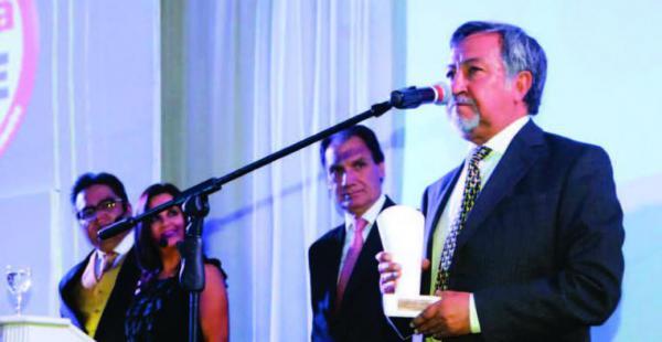 El director de Página Siete y fundador de ANF, Juan Carlos Salazar, es el Premio Nacional de Periodismo 2016