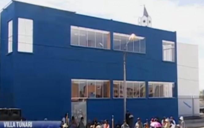 Presidente anuncia inversión de Bs 14 millones para cuatro mercados en El Alto