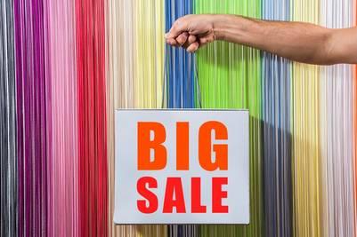 Adictos a las compras y las ofertas en el shopping