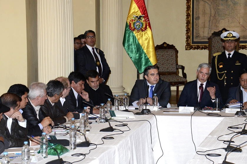 Resultado de imagen para Consejo Nacional de Autonomías aprueba reglamento para debate del pacto fiscal