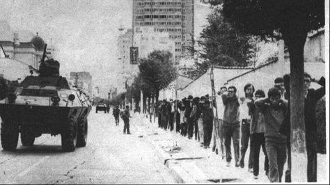 Dictadura Bolivia