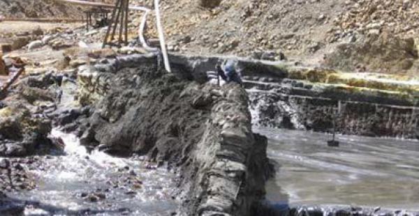 El ministro de Minería ratificó que no existe explotación minera en el Illimani del departamento de La Paz.