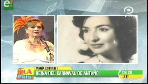 Todo listo para proclamar a la Reina del Carnaval de Antaño 2017