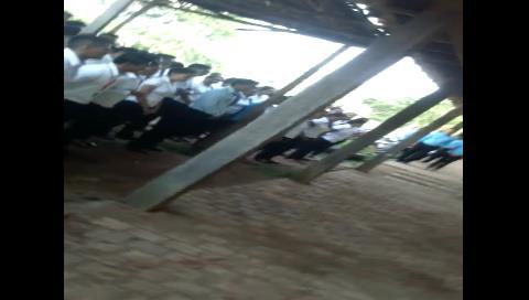 Le cambian la letra al himno cruceño en el colegio de San Miguel de Velasco