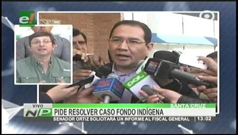 Caso Fondioc: UD citará al Fiscal General para conocer avance del caso