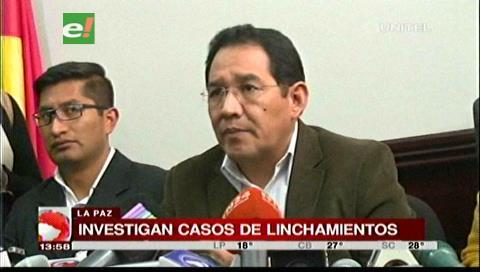 Fiscal General condena los linchamientos en Reyes y Entre Ríos