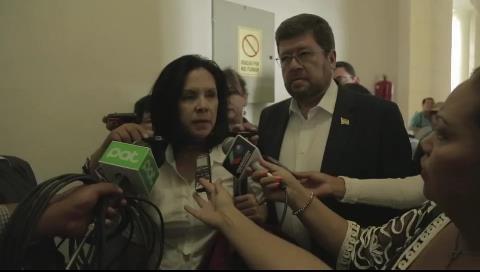 "Nidia Doria Medina: ""Si no hay justicia humana, habrá la divina"""