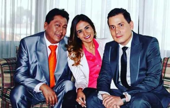 Jorge Arias, Sisy y su hijo mayor en la página de Facebook del padre de la copiloto, donde se nota la unión y el amor que los unió hasta el último día.