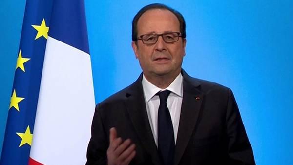 Anuncio. El presidente socialista François Hollande anunció que no se presentará a la reelección en 2017 en Francia. /AP
