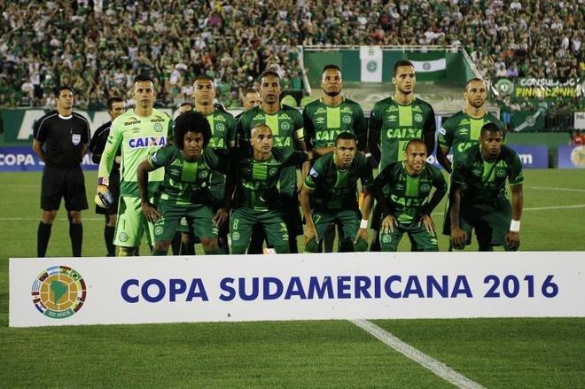Chapecoense será declarado campeón de la Copa Sudamericana