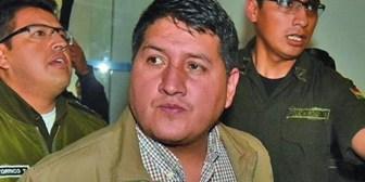 El empresario de prostíbulos Ernesto Córdova, es liberado por la justicia de La Paz