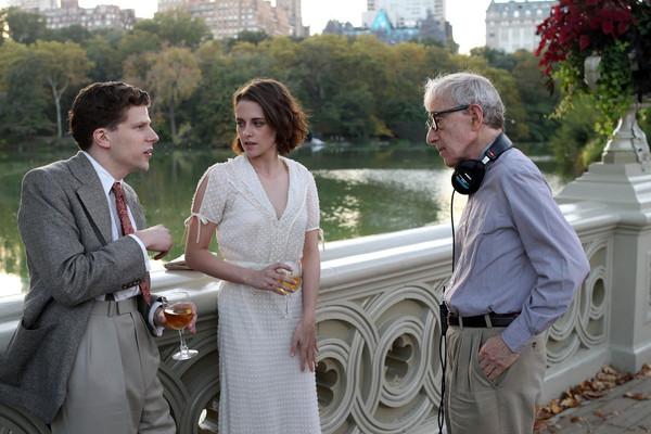 Cafe Society, Kristen Stewart, Woody Allen