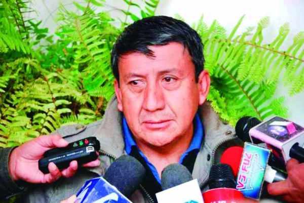 Cívicos rechazan a Morales  como candidato para 2019