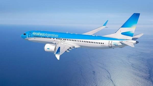 Aerolíneas Argentina comprará 20 aviones Boeing (Prensa Aerolíneas)