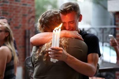 Fueron 49 las víctimas mortales de la masacre del bar gay Pulse, en Orlando. (Joshua Lim/Orlando Sentinel via AP)