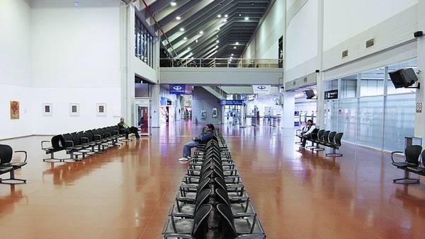 Aeropuerto de Tucumán. Foto de archivo. (Atilio Orellana).