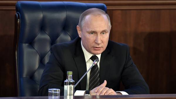 Proyectos. El presidente ruso, Vladimir Putin, llamó a reforzar la capacidad militar de las fuerzas nucleares. /EFE