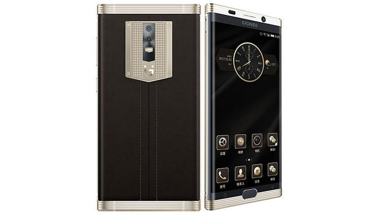 Presentan el teléfono móvil de lujo con la  batería más duradera del mundo