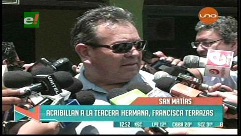 Vinculan muerte de una mujer al narcotráfico y Policía envía más efectivos a San Matías